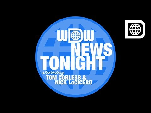 WDW News Tonight - Episode #1 - 2/3/16