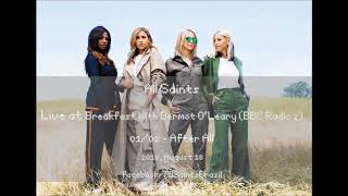 All Saints - After All (Live at Breakfast With Dermot O'Leary)