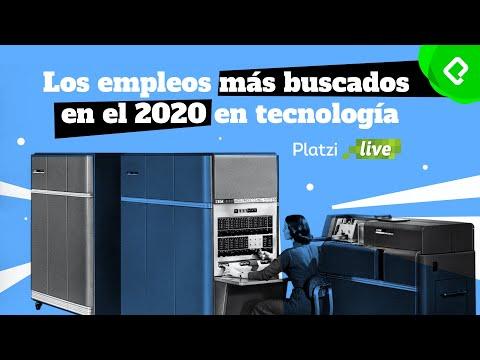 Los empleos más buscados en el 2020 en tecnología
