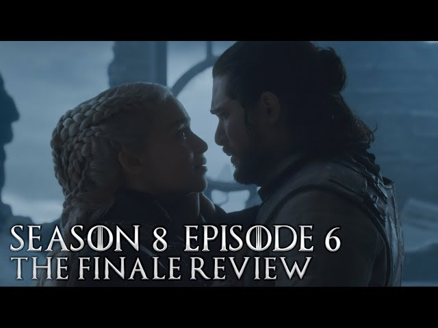 Game of Thrones Season 8 Episode 6 Review and Breakdown thumbnail
