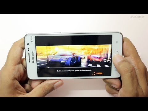 Samsung Galaxy Grand Prime Gaming Review with HD Games
