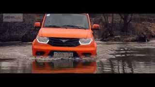 УАЗ ПАТРИОТ ТЕСТ ДРАЙВ UAZ PATRIOT TEST DRIVE music wersion