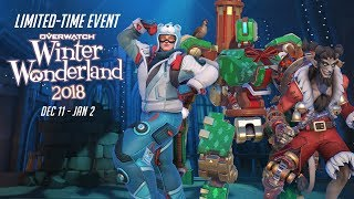 Overwatch Seasonal Event | Overwatch Winter Wonderland 2018