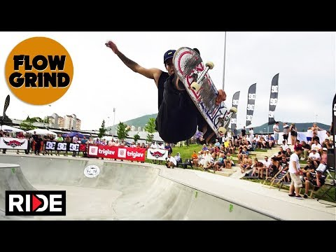 Flowgrind International 2018 - Best Line & Best Bowl