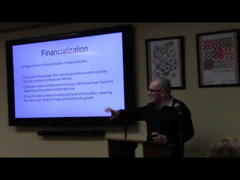 Lecture series Roger Foster  March 31, 2016