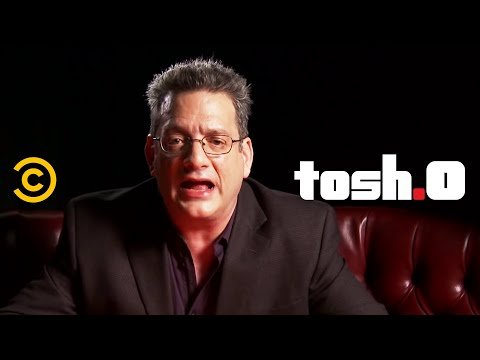 Tosh.0 - Unsolicited Advice From Andy Kindler - Fall's TV Lineup