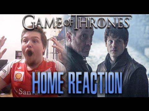 Game of Thrones Season 6 Episode 2: Home Reaction