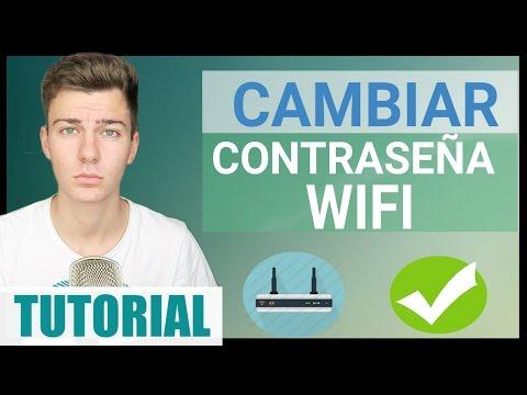 Cambiar Contraseña de Cualquier Wifi 2017  | Muy Fácil