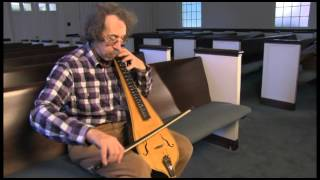 """Stone Pony"" on Bowed Dulcimer by Ken Bloom"
