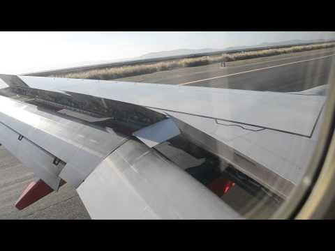 *HARD Landing* at Oakland Int'l Southwest Airlines 737-700