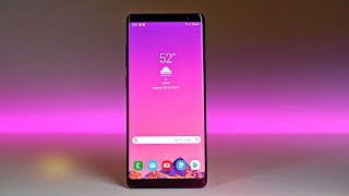 Samsung Galaxy Note 8 OFFICIAL One UI Android 9.0 Pie Review!