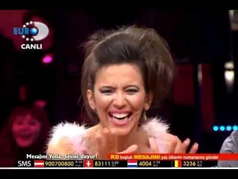 Ayla Tanyürek Disko Kralında 11 Aralık 2010