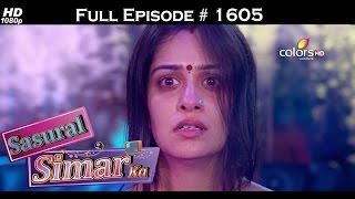 Sasural Simar Ka - 8th September 2016 - ससुराल सिमर का - Full Episode