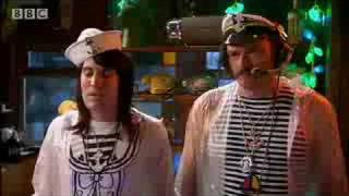 The Mighty Boosh - Future Sailors Song - BBC comedy
