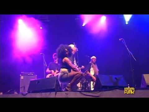 P-Theory at Imaginafunk Festival 2009