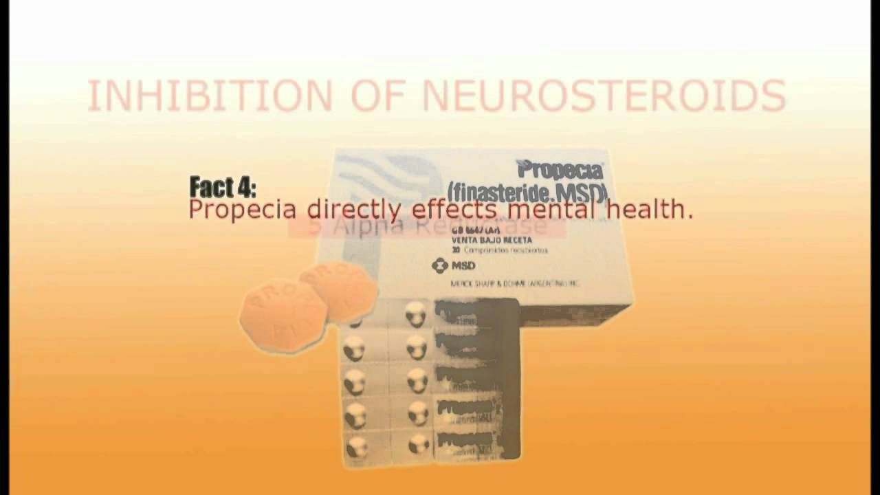 Persistent Propecia Effects
