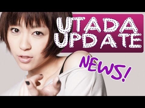 UTADA HIKARU'S NEW SONG! 宇多田ヒカルニュース!