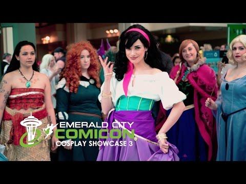 Emerald City Comicon 2017 - Cosplay Showcase 3.mp3