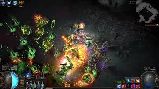 Path of Exile - Abyssal Depths Lich