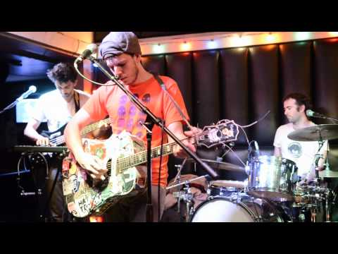 Jeffrey Lewis and the Junkyard live @ The Soda Bar