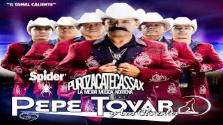 MIXXX- ''CD 2013'' PEPE TOVAR Y LOS CHACALES-(A Tamal Caliente)