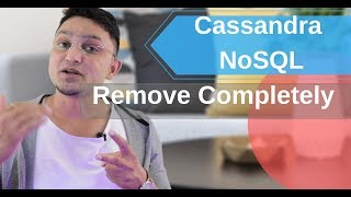 Tutorial#9 Properly uninstall Cassandra NoSql  from Ubuntu Linux completely remove apache casssandra