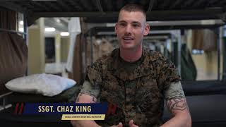 Beating the Odds: 956 Days Becoming a Marine