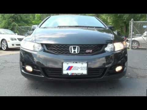 2009 Honda Civic Si 2.0L DOHC MPFI 16-valve i-VTEC I4 Coupe