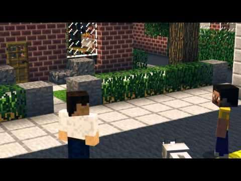 Видео майнкрафт выживание зомби апокалипсис сериал