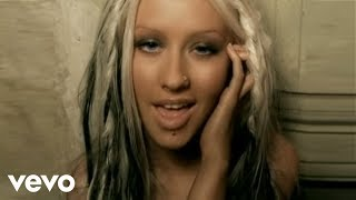 Watch Christina Aguilera Beautiful video