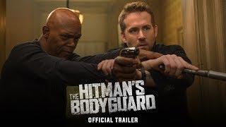 NEW TRAILER for The Hitman's Bodyguard