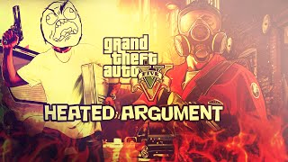 GTA V - Heated Argument