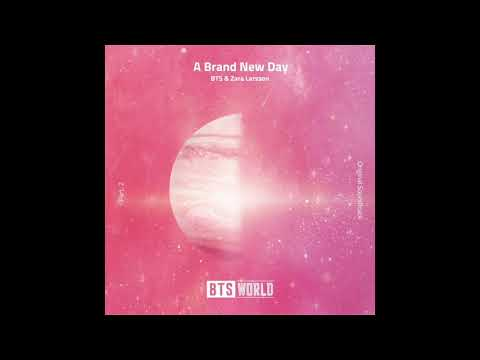 bts & zara larsson - a brand new day instrumental with hidden vocals