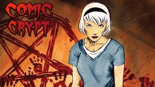 Chilling Adventures of Sabrina - Comic Crypt