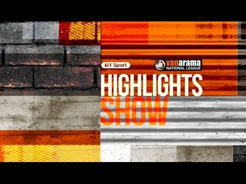 National League Highlights: Match Day 16 | BT Sport