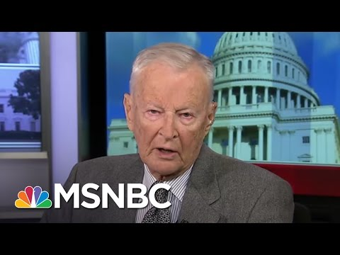 Zbigniew Brzezinski On National Security, Russia, Income Inequality | Morning Joe | MSNBC