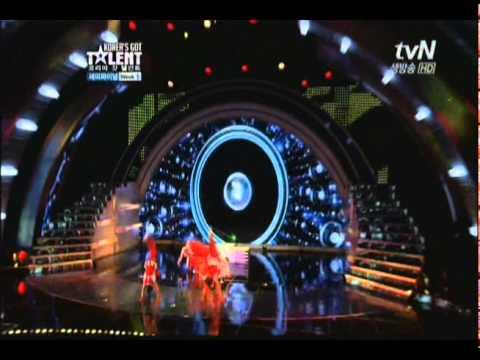 Talent 2011 Semi-Final Week1