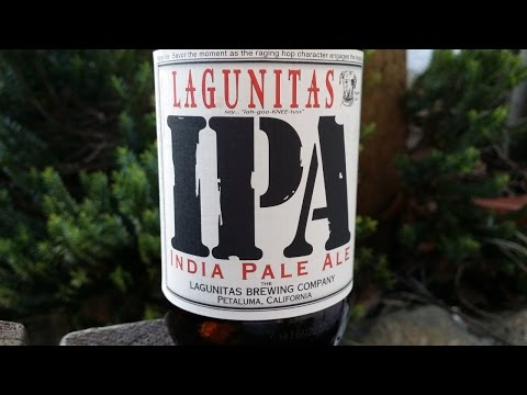 Lagunitas IPA By Lagunitas Brewing Company | American Craft Beer Review