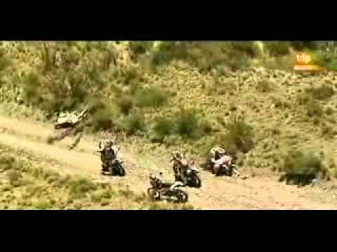 ACCIDENTES MOTOCROS  EN RALLY DAKAR  2012 MAJES  EL PEDREGAL MAJES  AREQUIPA PERU