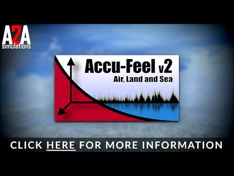 Accu-Feel for FSX: Steam Edition by A2A Simulations