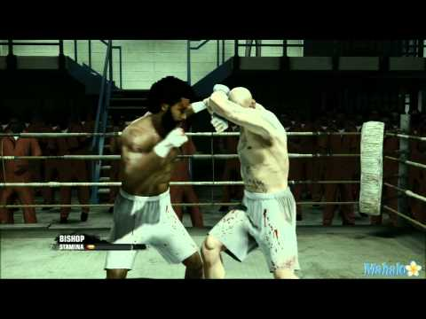 Fight Night Champion Walkthrough - Champion Mode - Prison Survival of the Fittest