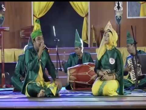Juara 1 Festival Musik Panting Se Kal-Sel 2017 Tabalong Ethnic Festival Yayasan Sanggar Air HSU