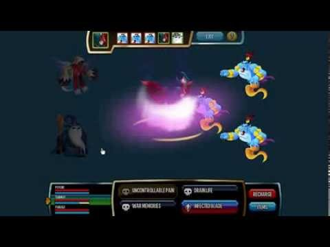 Monster legends  Legendary Darkzguil Review