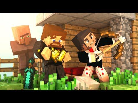 Minecraft BedWars #75 - ВЫБРОСИЛ ЛУК