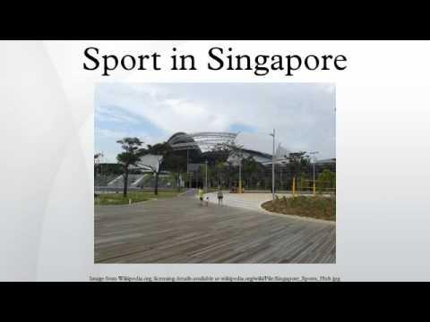 Sport in Singapore