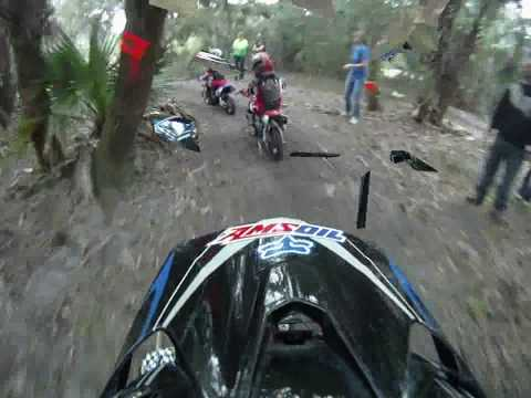 brighton hare scramble pee wee c class (practice) Video