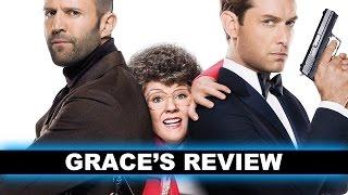 Spy Movie Review - Melissa McCarthy, Jason Statham 2015 - Beyond The Trailer