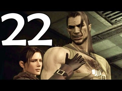 Metal Gear Solid 4 Hd -22- Commentary Playthrough - Snake & Raiden Vs Vamp video
