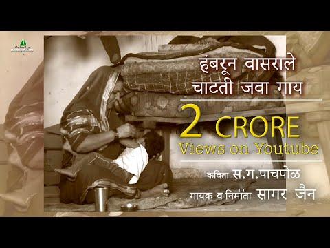 Hambarun vasrala chatati jevha gay Narayan Surve Video song
