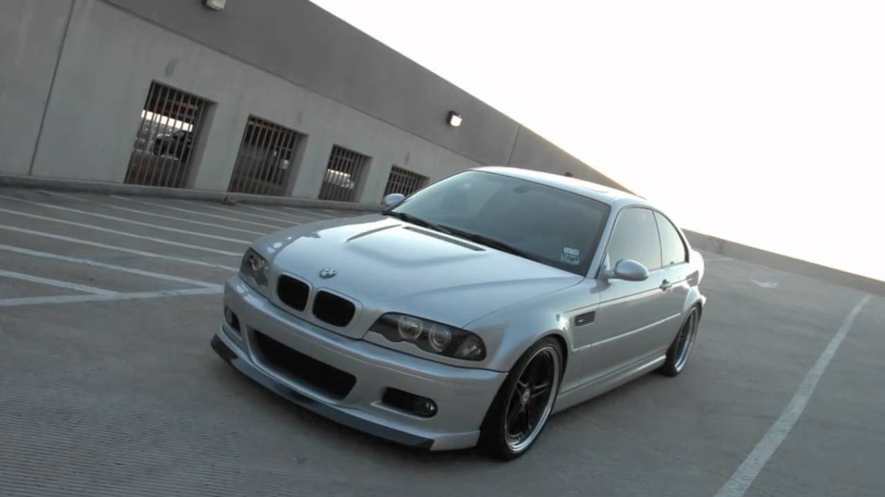 BMW E46 3 Series + M3 Modified - YouTube
